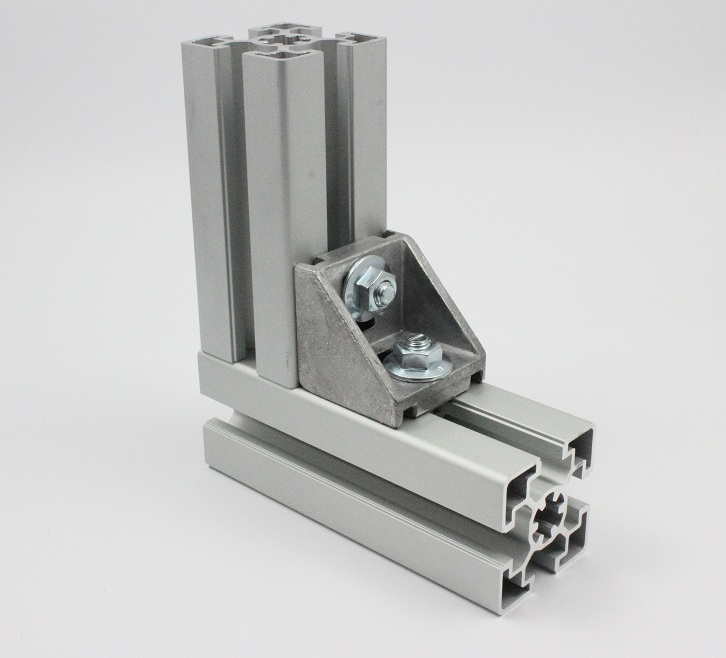 Aluminium Winkel Aluwinkel Walzblankes Aluprofil Winkelprofil 60x40x4mm 1500mm